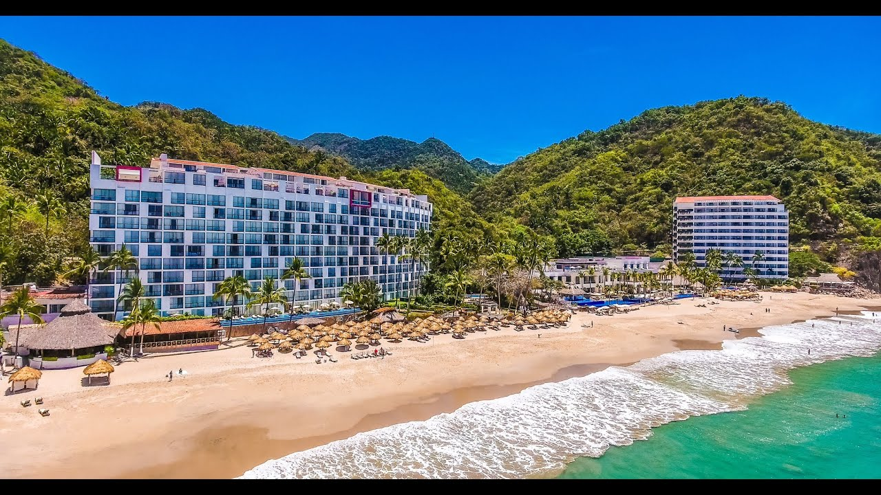 Hyatt Ziva Puerto Vallarta Travel Video By Vacation With Escapes Ca You