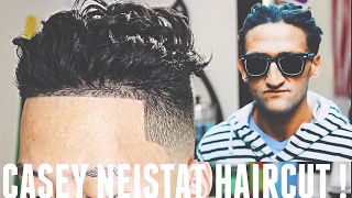 CASEY NEISTAT HAIRCUT TUTORIAL HD !