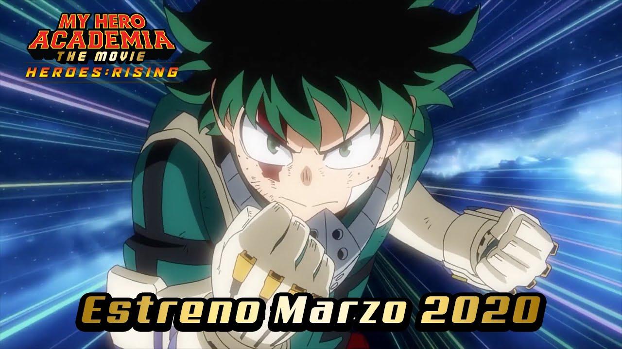 ¡Ya está la preventa para My Hero Academia Heroes: Rising!
