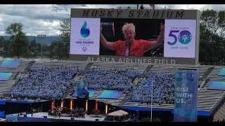 Download Lagu Charlie Puth - The Way I Am | Special Olympics Opening Ceremony | Seattle Mp3