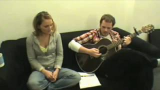 Linkin Park - Crawling (cover by Vivian Sørmeland/Vegard Åteigen)