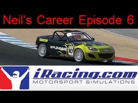 iRacing Neil's Career Episode 6