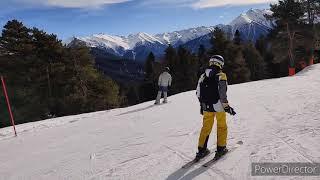 Архыз 2021 горнолыжный курорт