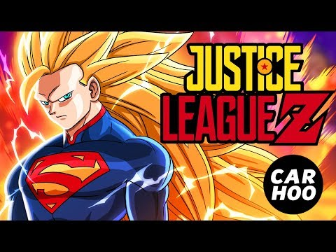 Justice League Dragon Ball Z ( Fans Animation Superheroes Parody ) from YouTube · Duration:  11 minutes 24 seconds