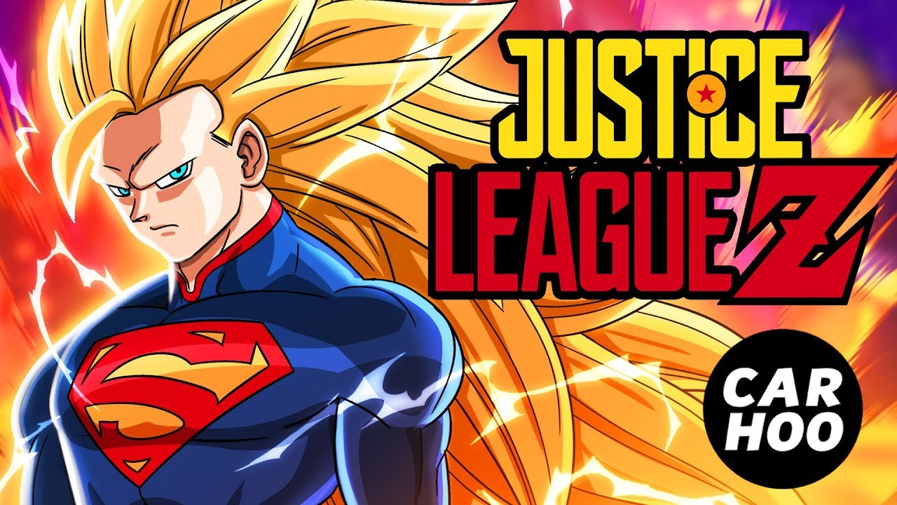 Download Justice League + Dragon Ball Z ( Fans Animation Superheroes Parody )