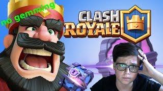 Il chest opening no gemming più grande di youtube italia - Clash Royale #4 W/Fra