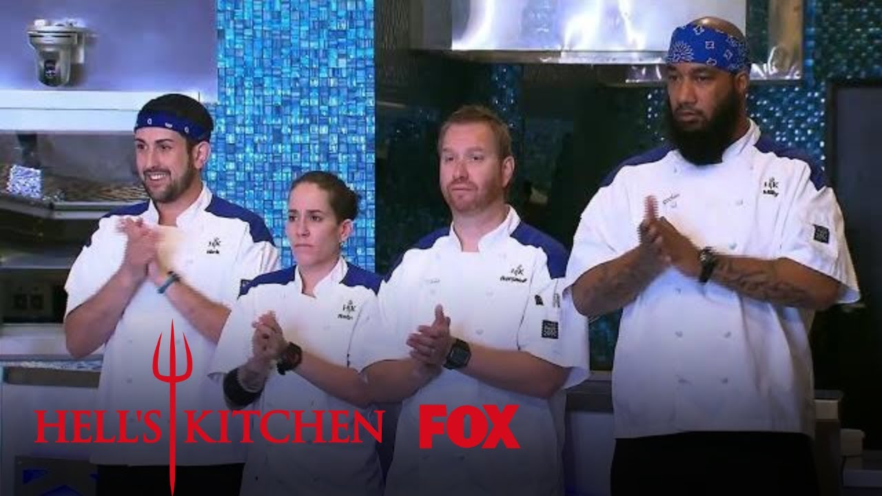 hellskitchen gordonramsay - Hells Kitchen Season 17