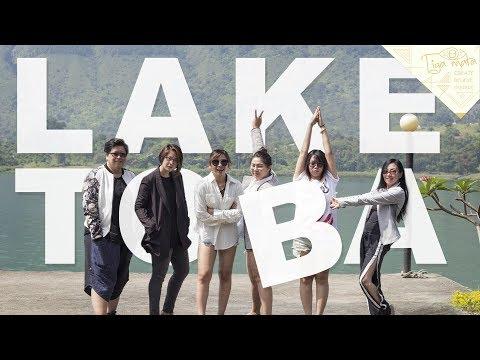 Vlog #12 Journey to the Famous Tuk tuk Island! ( Lake Toba )