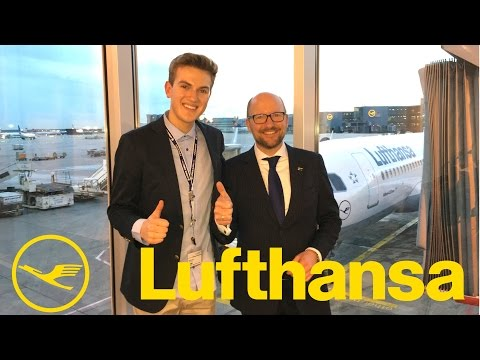 LUFTHANSA ANSWERS YOUR QUESTIONS! | AIRLINE PROFILES EPISODE 3