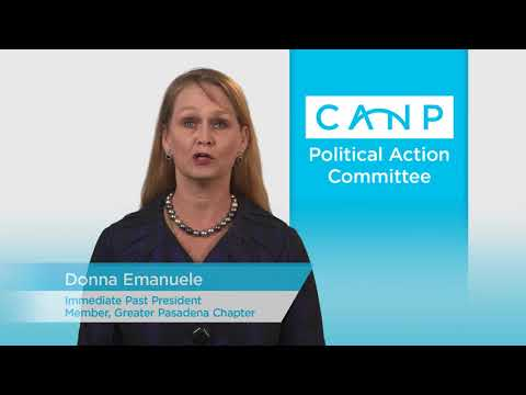 Contribute to the CANP Political Action Committee