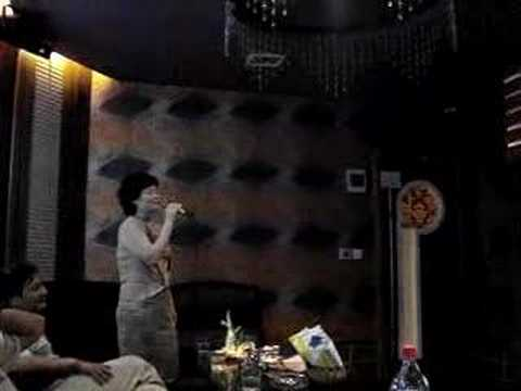Karaoke in Wuhan