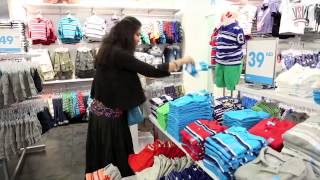 The Children's Place in UAE is great to shop for kids