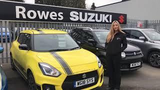 The Suzuki Swift Sport Video