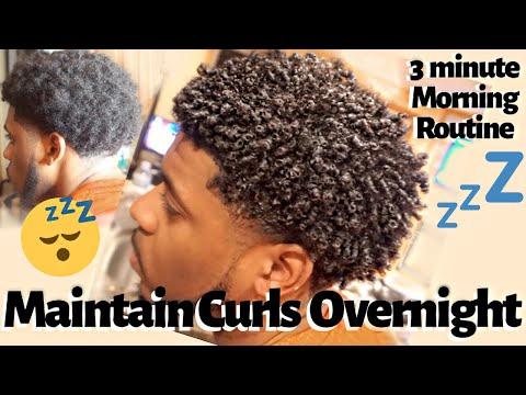 men's-curly-hair-tutorial-pt.3- -maintenance-routine