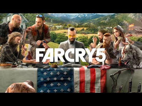"""""""Far Cry 5 Guitar Theme"""" Dan Romer - Now That This Old World Is Ending (Cover)"""
