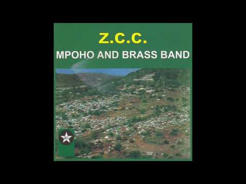 Z.C.C. Brass Band - Mpoho (Official Audio)