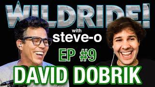Wild Ride! w/ Steve-O - Ep #9: David Dobrik