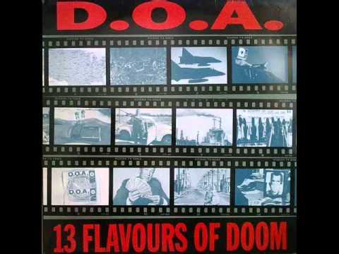 D.O.A.-Death Machine