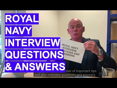 ROYAL NAVY Interview Questions and Answers