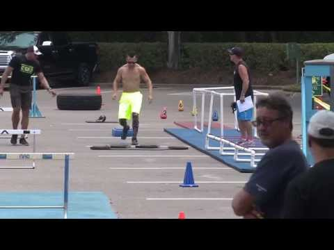 Tri-Fit  Athlete Wes Walker 2015 Men's TRUE GRIT World Challenge