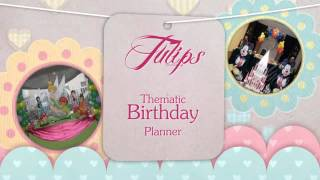 The Best Thematic Birthday Planner & Services Provider in Pakistan.