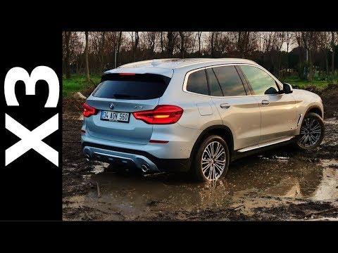TEST - BMW X3 (2018)