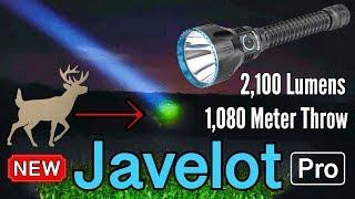 Review đèn pin Olight Javelot Pro chiếu xa 1km