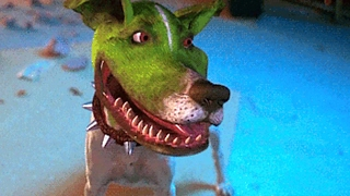 Repeat youtube video Dog Given Plastic Surgery So It Can Look Like The Dog From The Mask