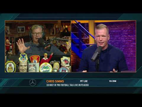 Chris Simms on the Dan Patrick Show Full Interview | 6/17/21