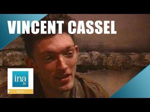 La 1ère télé de Vincent Cassel - Archive INA