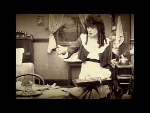 Mabel Normand Film: #169: Fatty and Mabel Adrift (1915, Fatty Arbuckle, Al St. John)