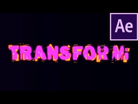 Warp Transition/Shake Tutorial   AE - YouTube