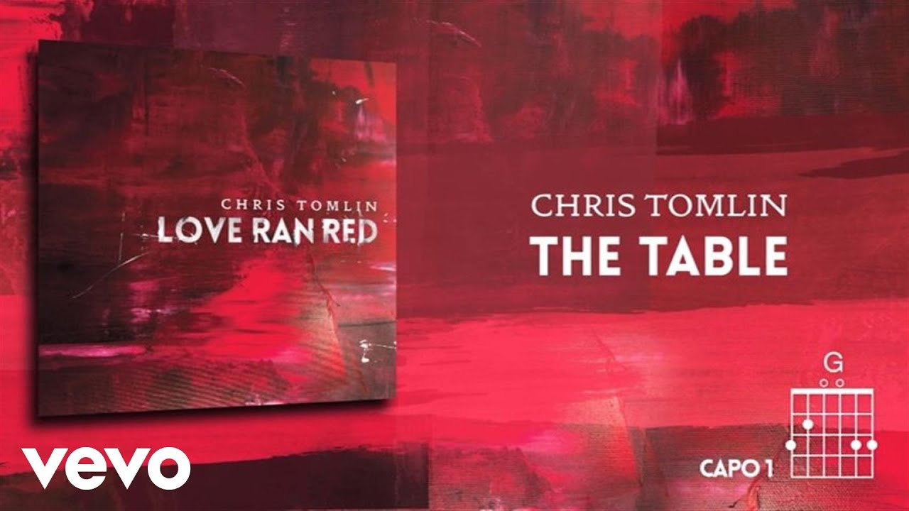 Chris Tomlin - The Table (Lyrics & Chords) - YouTube