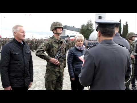Przysięga wojskowa w Dęblinie 06 10 2017
