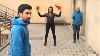 Опасная игра в пинг-понг