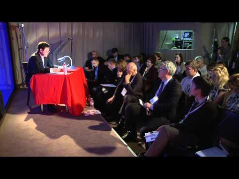 TEDxSkolkovo - Oleg Alekseev - Biopolitics