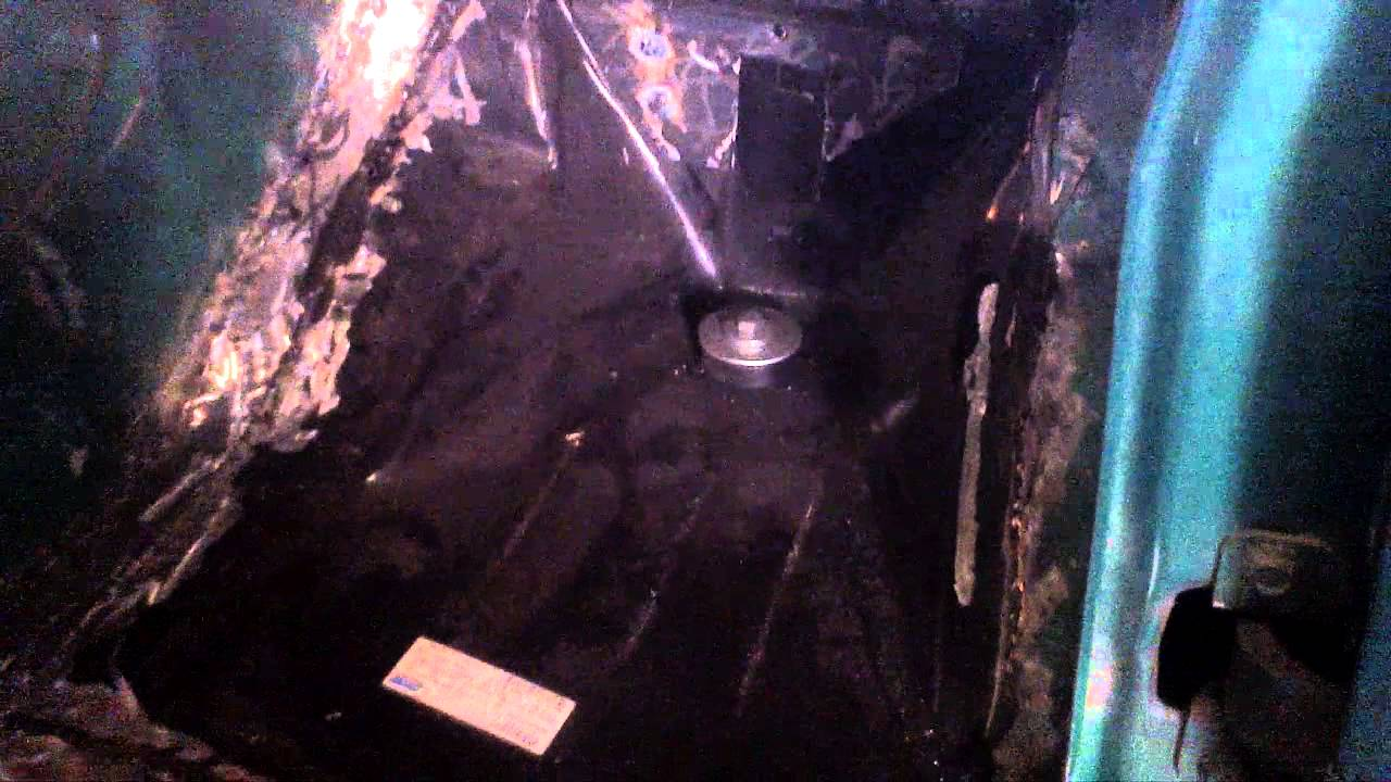 1965 Ford F100 Cab Mount Part 2 - YouTube