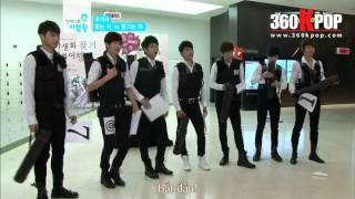 [Vietsub] INFINITE Ranking King Ep.3 {INFINITE Team} 1/4