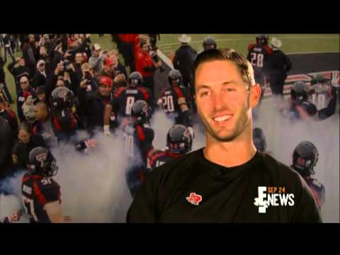 Texas Tech HC Kliff Kingsbury on E! News