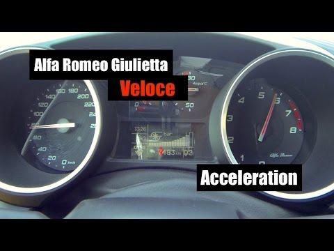 Alfa romeo giulia qv engine sound 17