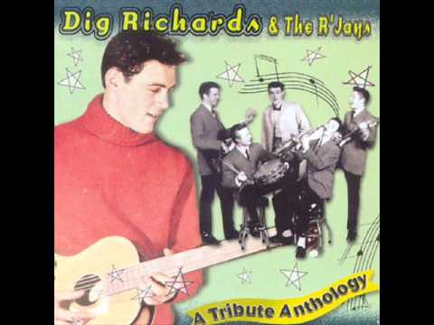 DIG RICHARDS -  RAINCOAT IN THE RIVER
