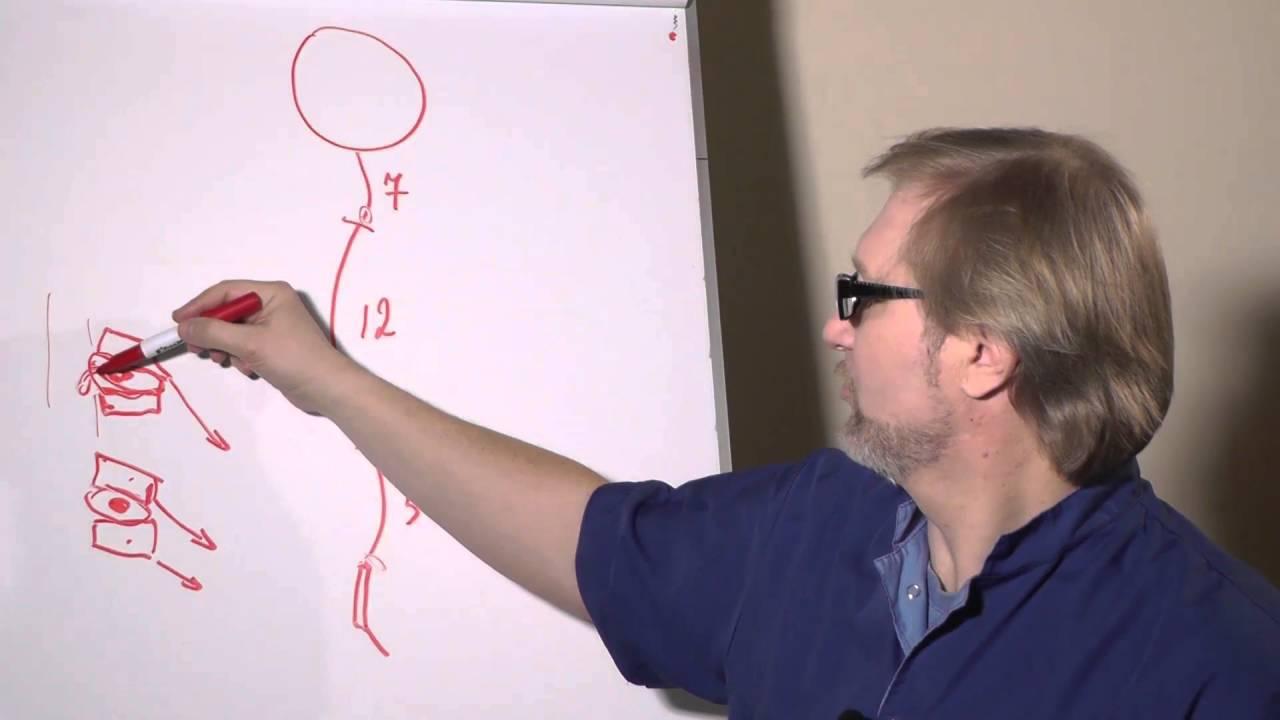 Как определить кривая ли у меня спина
