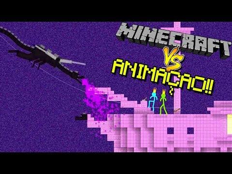 ANIMAÇÃO vs. MINECRAFT [10] thumbnail