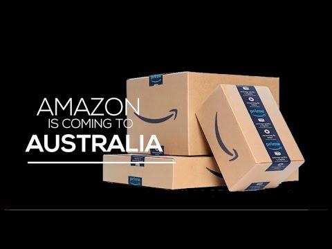 Amazon is coming to Australia