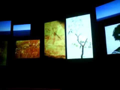 Australia Documentary at Australian National Museum - Canberra (January 2010)