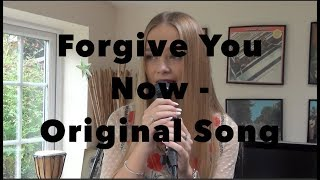 Forgive You Now - Original Song (Live) - Connie Talbot