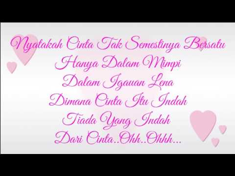 Free Download Cinta Dan Kenangan Lyrics  By-asrafudin @ Hero Mp3 dan Mp4