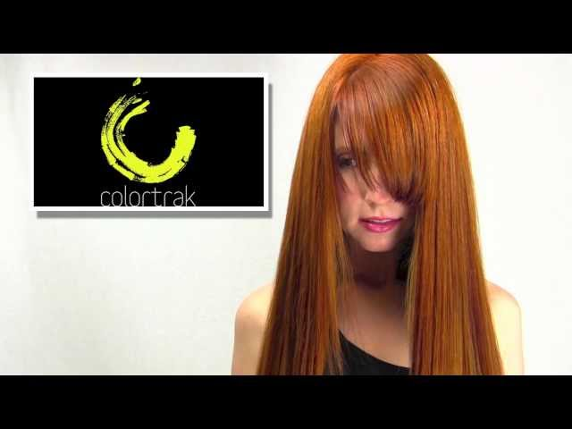 How To: Hair Coloring Technique- Red Copper Enhancement - YouTube