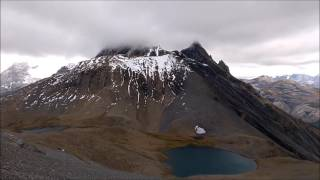 Northover Ridge Trail  Fall 2016 Canadian Rockies