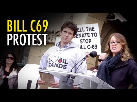 Common sense Albertans unite against Bill C-69